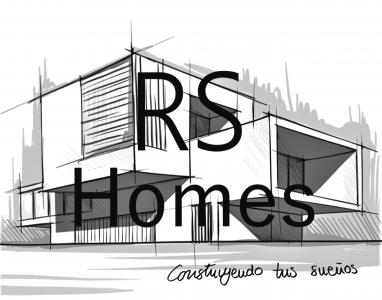 Logo Rs Homes